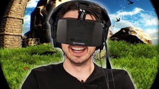 High People Try Virtual Reality