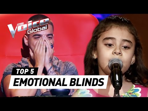 MOST EMOTIONAL Blind Auditions ever of The Voice Kids