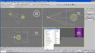 3Ds Max Tutorial 14 Cameras