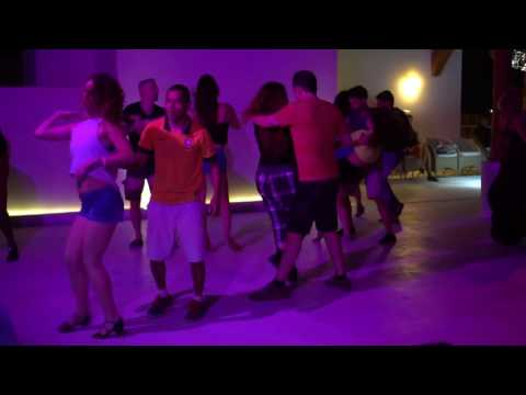 00136 ZoukMX 2016 Pre party Several TBT ~ video by Zouk Soul