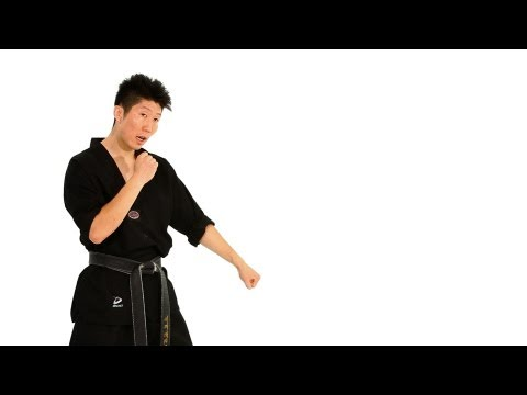 Taekwondo Down Block Counterattack | Taekwondo Training Image 1