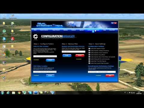TUTORIAL-Como configurar o REX-Real Environment Xtreme
