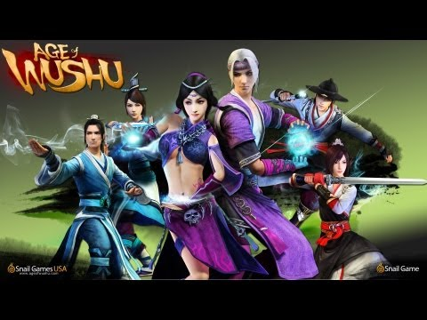 Age of Wushu - Jet Li Approved!! USA Launch Trailer