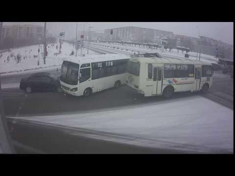 ДТП пер. Муканова-Республики 13.11.2016