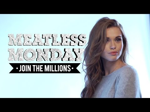 Holland Roden for Meatless Monday