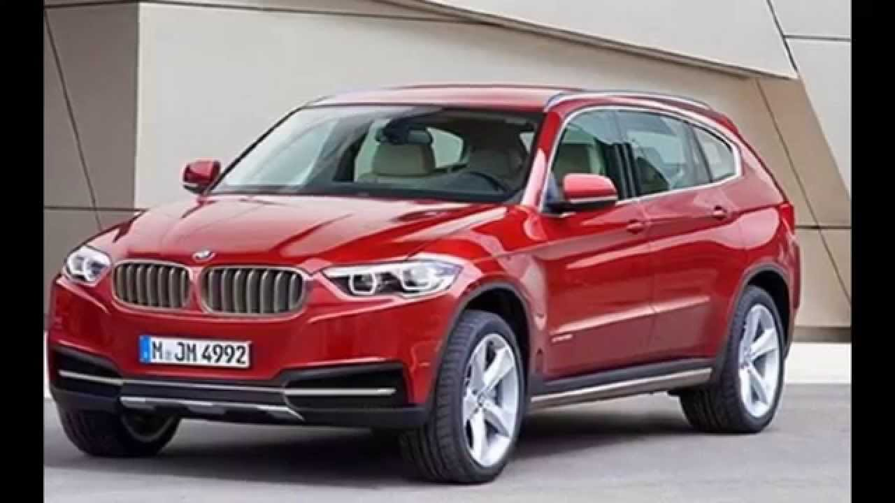 Bmw X2 Coupe Crossover For India 2016 2017 Bmw India
