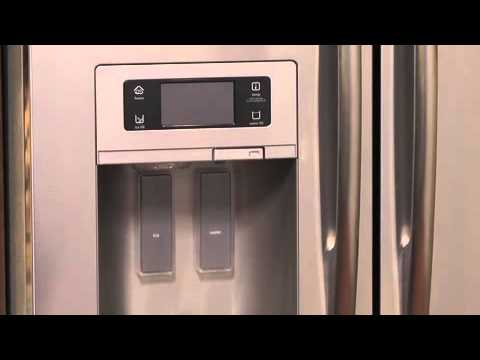 Maytag Ice2o 4 Door French Door Refrigerator With Lcd