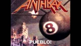 Watch Anthrax Alpha Male video