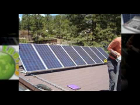 Homemade Solar Cells Save Money