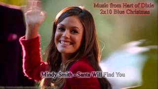 Watch Mindy Smith Santa Will Find You video