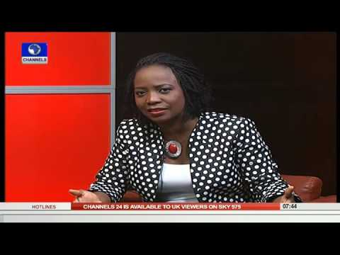 Sunrise Daily Discussing Security Situation In Nigeria Pt 1