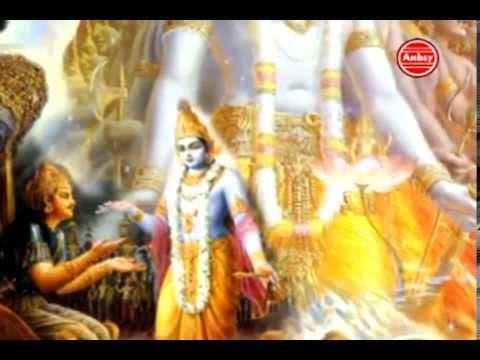 Vishnu Sahasranamam With Lyrics In Hindi    Full    Anuradha #SpiritualActivity