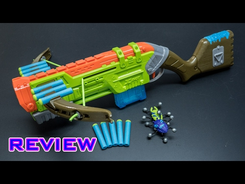 [REVIEW] X-Shot Bug Attack Crossbow Review