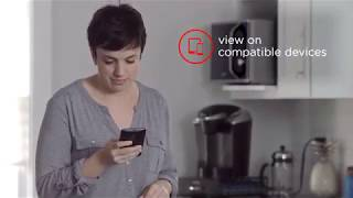 Motorola Halo+ Over-The-CribBaby Monitor & SootherwithHD Wi-Fi Camera & Parent Unit