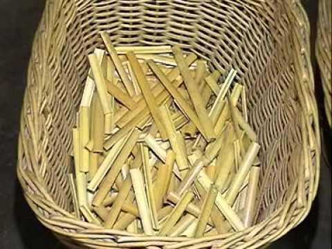 Cañas Gonzalez (Gonzalez Reeds) - Fabricación de Cañas.mpg