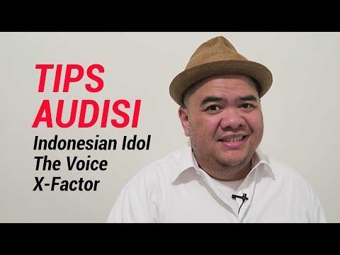 Tips Audisi Indonesian Idol