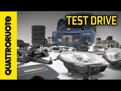 Panda test drive di durata - Quattroruote TV