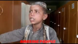 Afghan Pathan Funny Talent 2016    Pashto Funny Video Clip    Whatsapp funny videos
