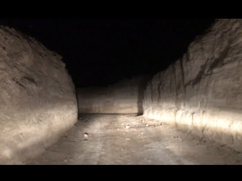 "Ghost Town: Exploring ""Sodom & Gomorrah"" at Night (R$E)"