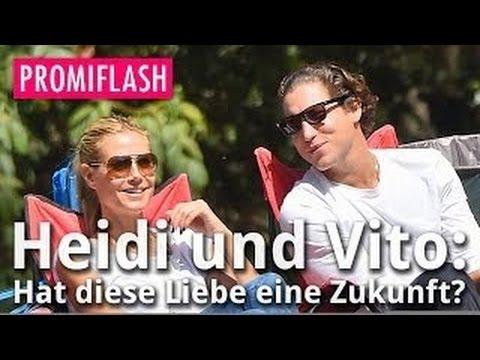 Heidi Klum und Vito Schnabel: Hat diese Liebe eine Zukunft?