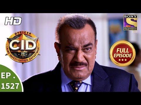 CID - Ep 1527 - Full Episode - 9th June, 2018 thumbnail