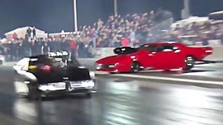 3,000+ Horsepower Camaro NEARLY Wrecks!