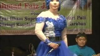DRESAN SAWAHAN KYAI GORO GORO QASIDAH DEWARUCI
