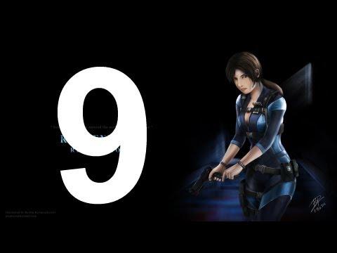 Resident Evil: Revelations - Прохождение Глава 9