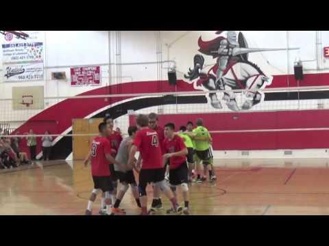 High School Volleyball: Long Beach Poly vs Lakewood