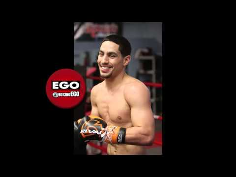 Danny Garcia renegotiates WEIGHT LIMIT; NOW fighting Rod Salka at 142 lbs WOW