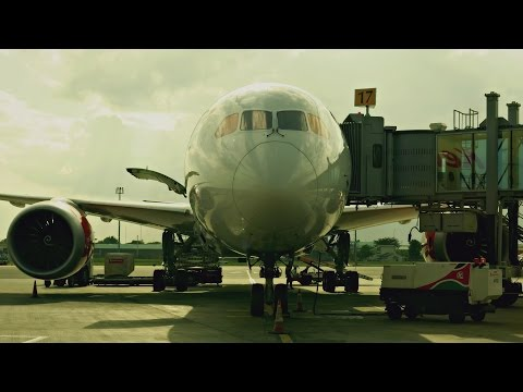 Kenya Airways Flight Experience: KQ310 Nairobi to Dubai