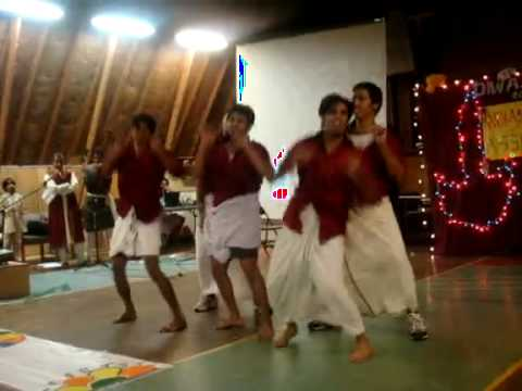 South Indian Street Dance For 3 Tamil Songs video