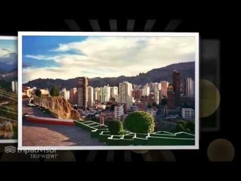 Sky High La Paz, Bolivia Close Up - Bolivia Tourism