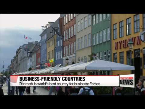 South Korea ranks 33rd best place to do business