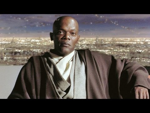 Samuel L. Jackson Talks STAR WARS EPISODE VII Casting
