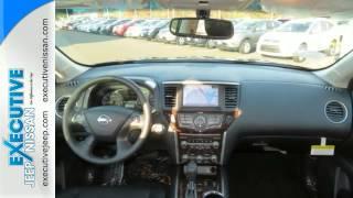 2015 Nissan Pathfinder North Haven CT Wallingford, CT #150327