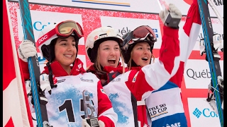 Recap: Canadians sweep the podium...twice. | CBC Sports