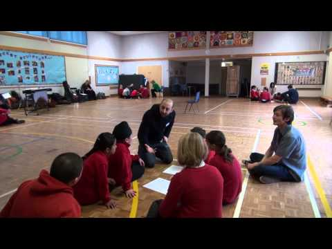 Sinfonia Viva UK - Moon Project: Becket Primary School, Derby