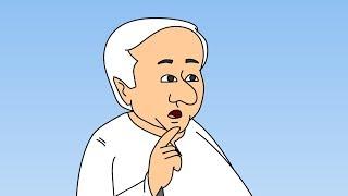 Bidhayaka nka darama kahinki badhila Funny Odia cartoon Naveen pattnayak