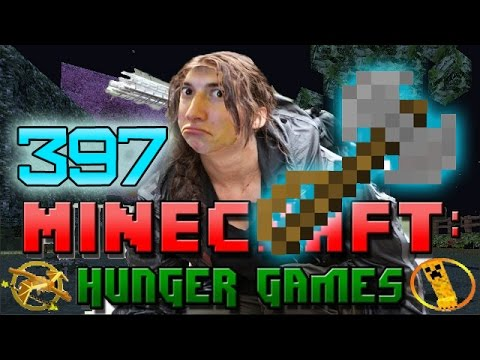 Minecraft: Hunger Games w Mitch Game 397 Killing Spree