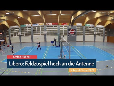 Libero: Feldzuspiel an die Antennen - Stefan Hübner