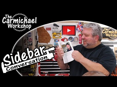 Sidebar - WorkbenchCon, Woodworking Shows, Makers Rock, Makers International, RZ Mask, and More!