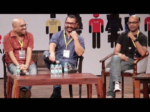 Aamir Khan At The Inauguration Of 5th Indian Screenwriters Conference - Full Video thumbnail