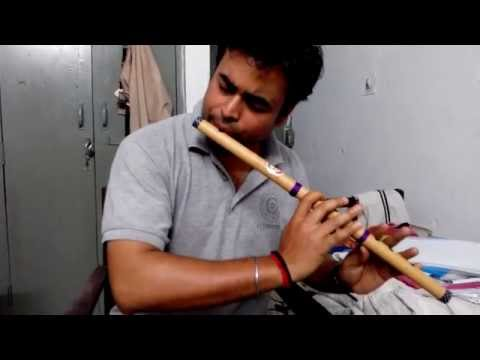 Abhi Mujhme Kahin (agnipath) On Flute By Siddhartha Pandey (iit Roorkee)) video