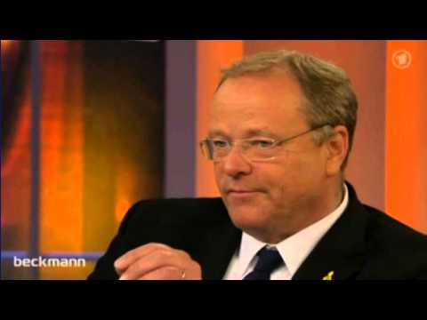 "Prof. Rudiger Frank on the ARD Programme ""Beckmann"" about North Korea (GERMAN) - April 11, 2013"