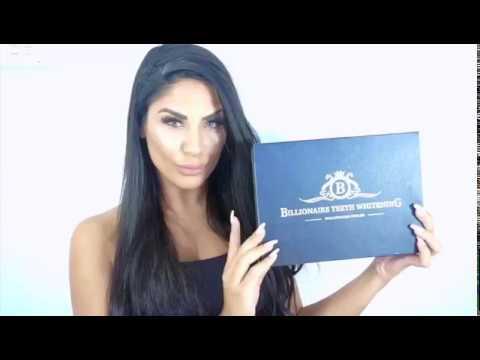 Billionaire Teeth Whitening - Mini-Tutorial Aisha