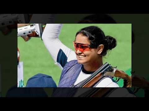 Commonwealth Games 2018: Shreyasi Singh Of India Won Gold In Women's Double Trap