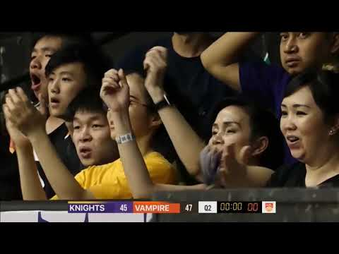 CLS Knights Indonesia v Mono Vampire  | CONDENSED HIGHLIGHTS | 2018-2019 ASEAN Basketball League