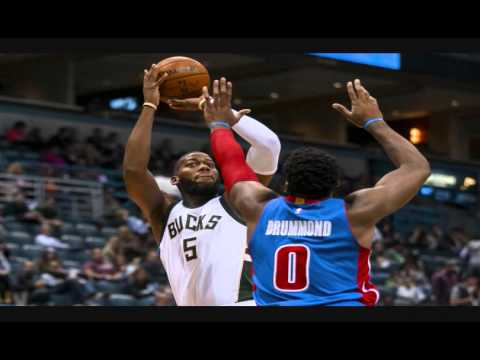 Milwaukee Bucks Vs Detroit Pistons Review 11-23-15