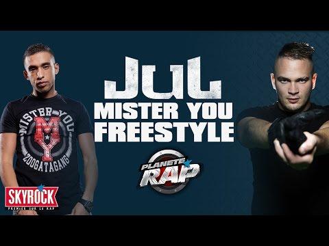 Jul et Mister You en freestyle dans Planète Rap !